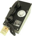US Navy Rotary Dial Telephone