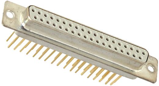 D-Sub DB-37 Connectors