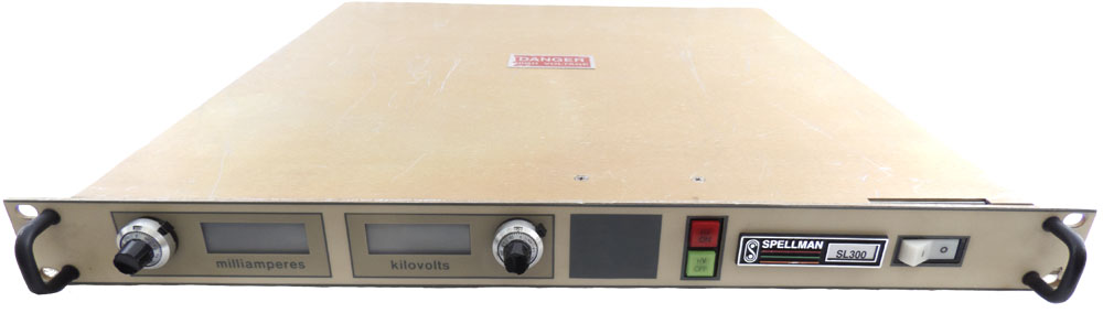 Glassman High Voltage Power Supply 10kv PS/EL10R04-0