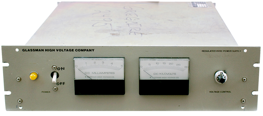 Glassman High Voltage Power Supply