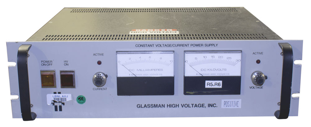 Glassman HV Power Supply NV-20PN15