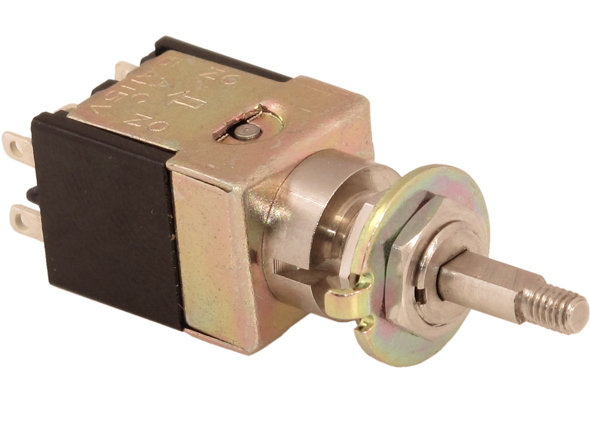 Alco Push Switch with Knob